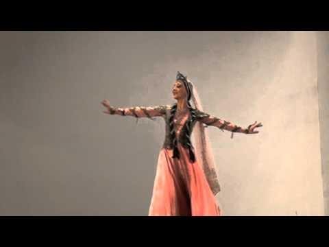 Uzundere Azerbaijani Dance By Tarana Muradova