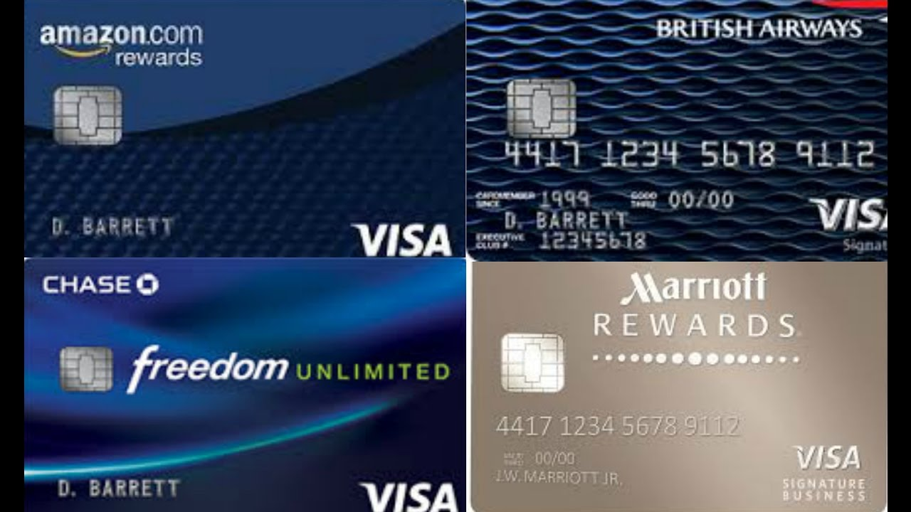 Top 10 CHASE CREDIT CARD - YouTube