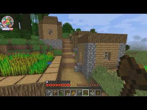Minecraft Oynuyorum || Bölüm 1 || KARAMEL TV