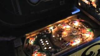 1973 Pinball Bally Monte Carlo