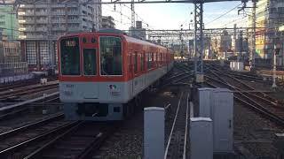 阪神8000系 リニューアル車(タイプⅣ) 西宮行き 急行