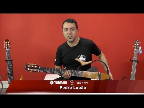 Yamaha Silent SLG110N  por Pedro Lobão na Teclacenter