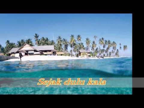 Lagu Perjuangan / Lagu Wajib - Rayuan pulau kelapa (lirik) (SMA N 1 DEMAK)