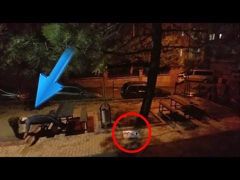 Kocaeli'deki Bu Parkta Gece Yarısından Sonra Neler Oluyor ? Paranormal Olaylar