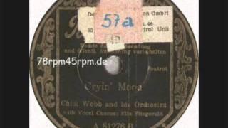 Cryin´ Mood   Chick Webb mit Ella Fitzgerald