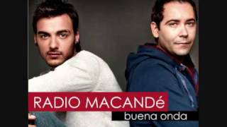 Radio Macandé (Buena onda) - Te Echo De Menos