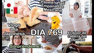 Hombre con Gen Japonés 😄 + Hice Empanadas Mexicana JAPON - Ruthi San ♡ 05-07-19 Video