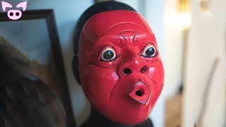 Cursed Masks You Should Avoid at All Costs