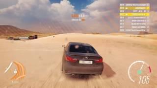 "Forza Horizon 3 | Lexus ""da King"" GS350 | Online Adventure (B)"