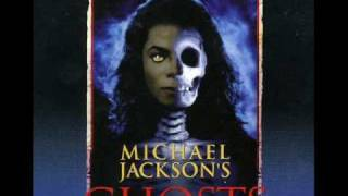 Michael Jackson - Ghost **Lyrics**
