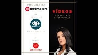 APRESENTADORA COMERCIAL - WEBMOTORS 1