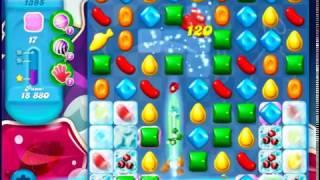 Candy Crush Saga SODA Level 1395 CE