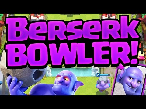 Clash Royale | How to Play Bowler Control | Tips and Gameplay להורדה