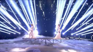 Tolmachevy Sisters - Shine (Russia) 2014 Eurovision Song Contest First Semi-Final(Powered by http://www.eurovision.tv Russia: Tolmachevy Sisters - Shine live at the Eurovision Song Contest 2014 First Semi-Final., 2014-05-06T20:49:29.000Z)