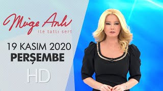 Müge Anlı ile Tatlı Sert 19 Kasım 2020 | Perşembe