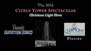 Citrus Tower AERIAL Spectacular 2016 | Darude - Sandstorm (Remix)