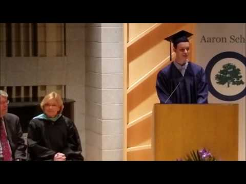 My Speech at the 2017 Aaron School Commencement Ceremony
