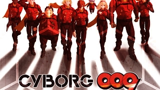 Cyborg 009 Call of Justice Opening English Ver.
