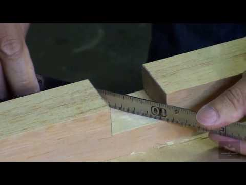 Japanese Woodworking Tip