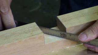 Japanese Woodworking Tip -