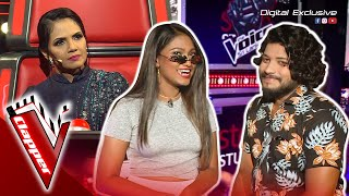 Thilina Sudesh Wanninayake After The Performance - V Clapper | Exclusive | The Voice Sri Lanka Thumbnail
