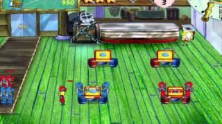 SpongeBob SquarePants Diner Dash (PC) Walkthrough (Part 1)