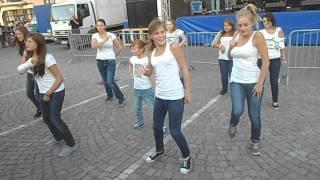 Taneční vystoupení-T-komplex
