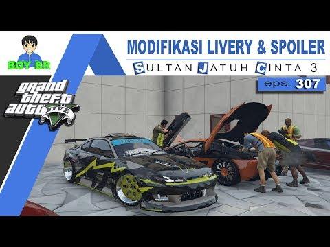 GTA 5 INDONESIA - REAL LIFE MOD - LIBURAN KE PANTAI #307