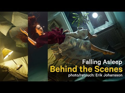 Falling Asleep - Behind the Scenes