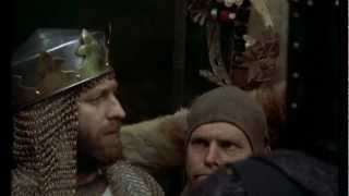 Monty Python's Holy Grail - The Black Knight scene