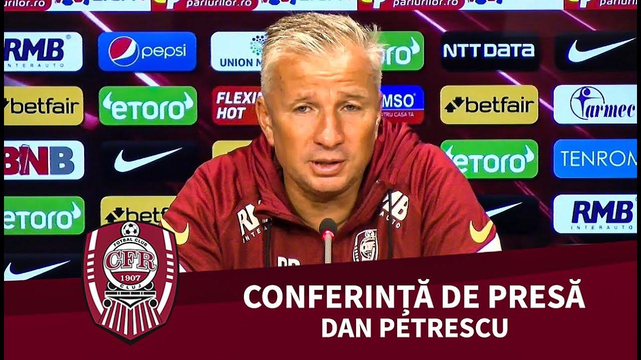 """Rapid - CFR Cluj   Petrescu: """"Echipa arată bine, mă bucur că au revenit jucătorii accidentați!"""""""