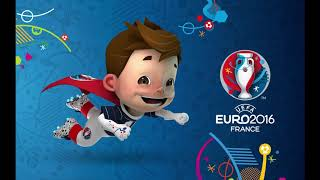 This one's for you - Official UEFA EURO 2016 hymn - 2019 remix