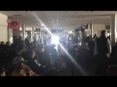 Power outage at atlanta airport