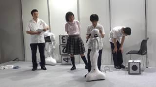 ワールドロボットサミット ジュニア部門 トライアル大会 玉川学園サイエンスクラブ