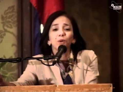Ms. Heidi L. Mendoza Speaks at PISM GMM Part 1 07.11.14