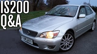 LEXUS IS200 Q&A (FIRST CAR) | WHERE IS THE BIG WANG?!