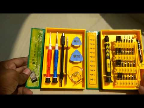 The BEST repair tools kit for Mobile Phone repair | Laptop repair