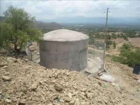 Cisterna de agua ferrocemento paso a paso contruir youtube for Cisternas de cemento