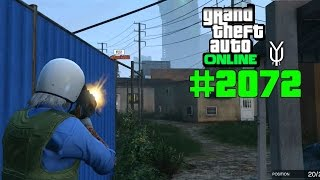 GTA 5 ONLINE Hunger Games wer wird siegen #2072 Let`s Play GTA V Online PS4 2K