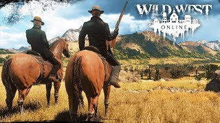 Wild West Online - First Gameplay Walkthrough! Red Dead Redemption 2 Challenger!