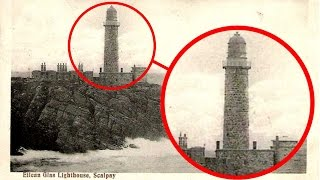 """""""The Eilean Mor Lighthouse Mystery"""" Unsolved Mystery"""