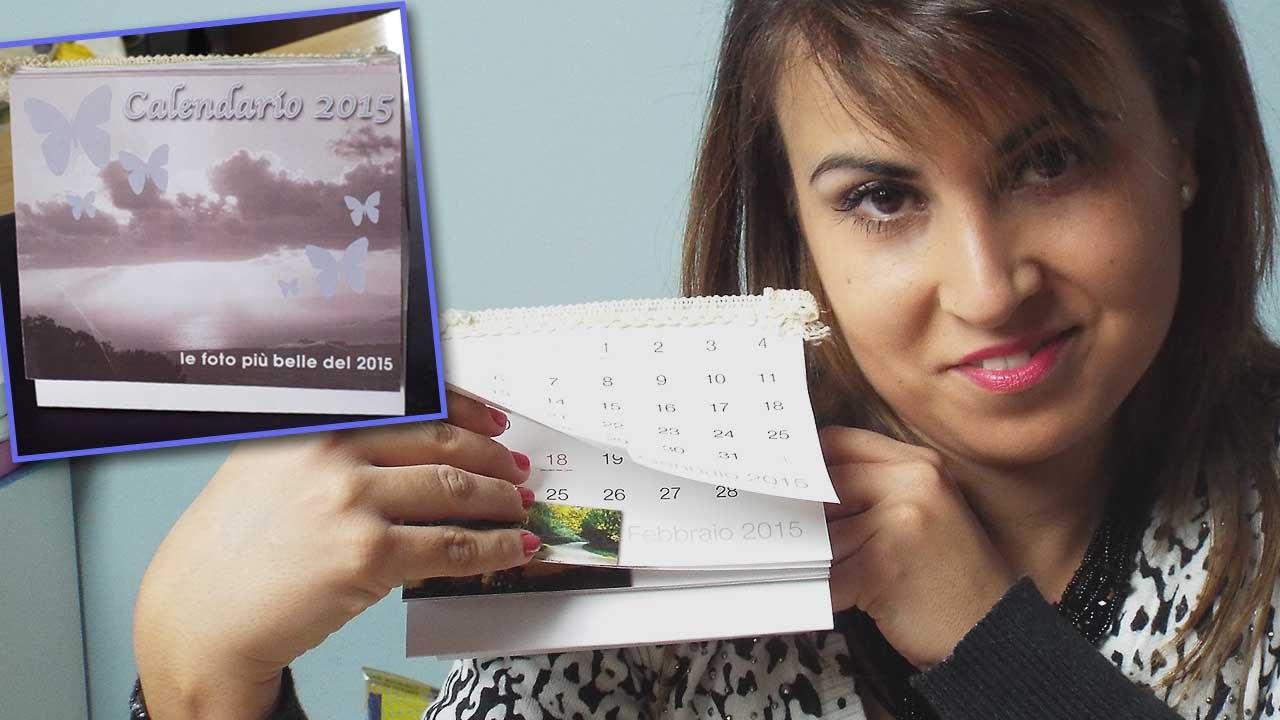 Idea Fai Da Te Creare Un Calendario Da Tavolo