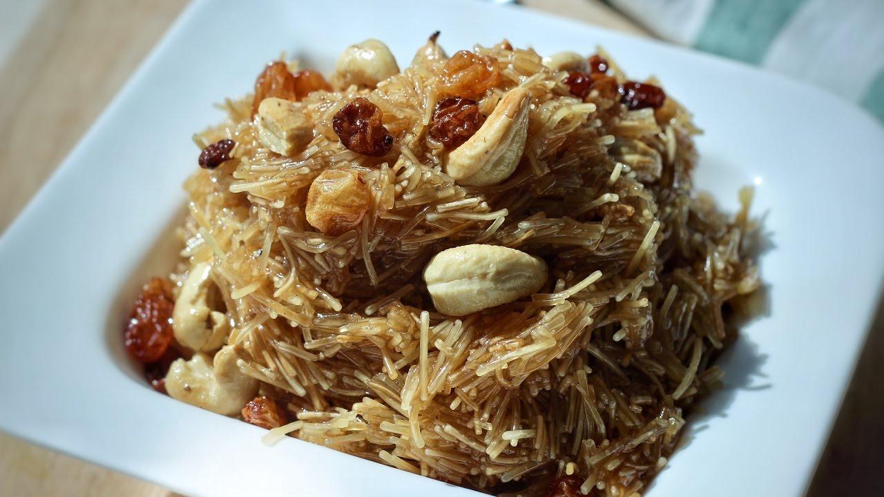 Semiya Halwa/Vermicelli Halwa/Meethi seviyan recipe