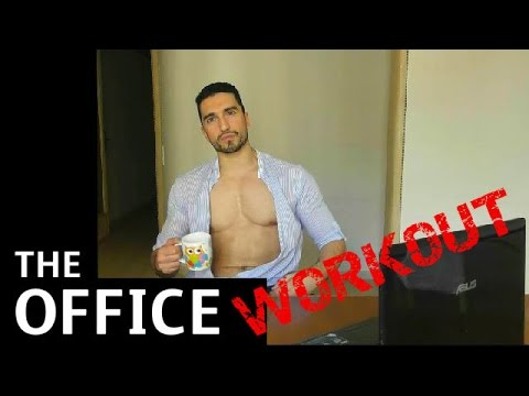 Office Workout: Exercises Routine To Be Fit At Your Desk
