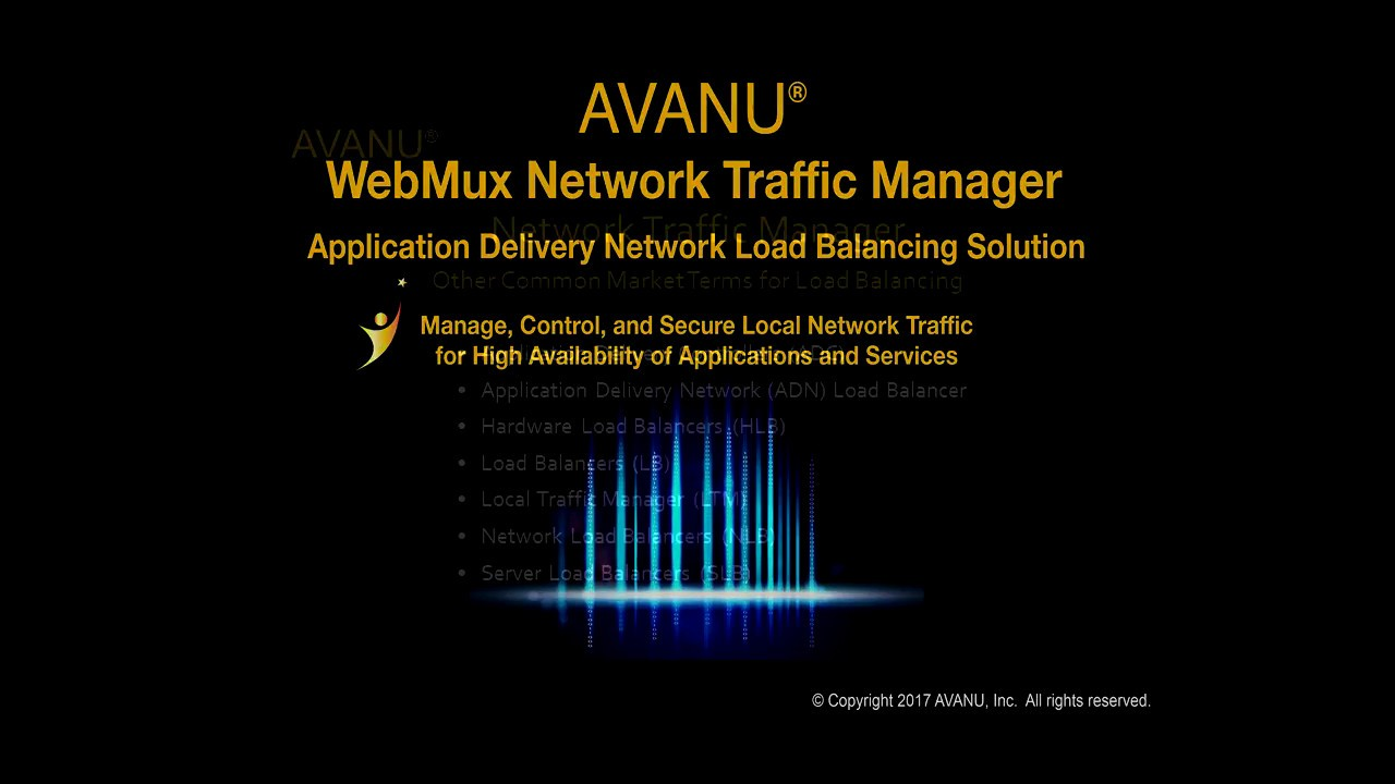 Application Delivery Network Load Balancing with WebMux