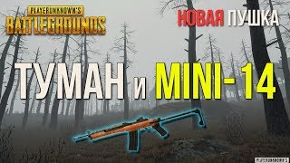 Новое оружие Mini-14 и Туман в PlayerUnknown's Battlegrounds!