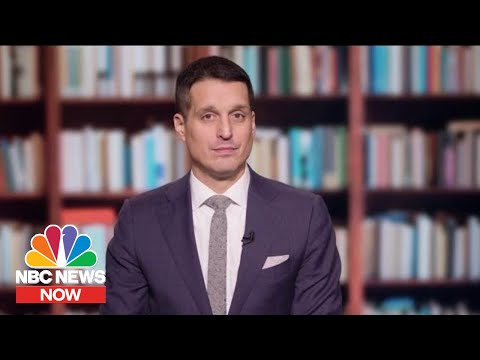 Now That Trump Has Been Impeached, What Happens Next? | NBC News NOW