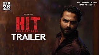 HIT Movie Trailer (Telugu) | Vishwak Sen | Ruhani Sharma | Nani | Sailesh Kolanu