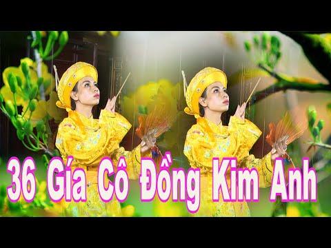 Hát Văn Hầu Đồng 36 Giá Cực Hay  _ Cô Đồng Kim Anh   Camera Quang Hung