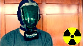 In this video i be showing you how to make your own gas mask. the mask is useful for smoke, pepper spray and tear gas. bring it a riot or use ap...